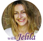 I'm an international healer and spiritual teacher - www.jelila.com