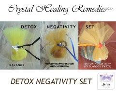 Detox Negativity Crystal Healing Remedies - www.jelila.com