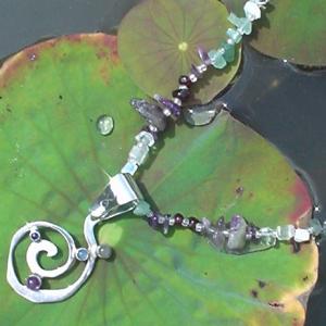 Jelila Crystal Healing Necklaces - www.jelila.com