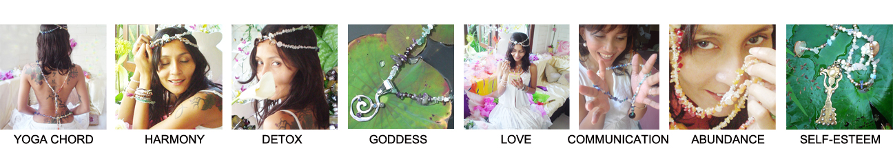 How Can Crystal Healing Necklaces(tm) Help You Feel Good Naturally? - www.jelila.com