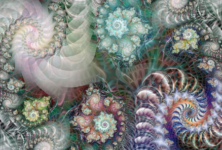 Wonderful Mandelbrot Art - Get a Poster Print or Card of Metatron's Cube?   See my own art - Click here - Jelila - www.jelila.com