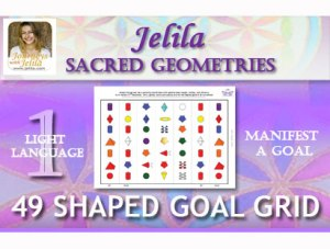 Is the energy and Sacred Geometry in your Aura positive? - www.jelila.com