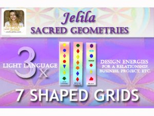 Want positive Sacred Geometry energy in your Aura? - www.jelila.com