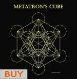 Want to buy Metatron's Cube Poster Print Card? - www.jelila.com