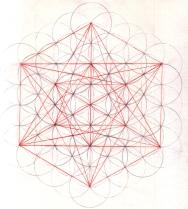 Metatron's Cube - Jelila - www.jelila.com