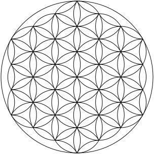How to Draw Metatron's Cube - get my new ebook and learn to draw the Flower of Life and all the shapes in Metatron's Cube - by Jelila on Kindle - www.jelila.com
