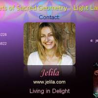What is a Light Language Grid?  7 Shaped Grid, 49 Shaped Grid, 144 Shaped Grid - How Can Sacred Shapes be used in Healing and Manifestation? - Sacred Geometry with Jelila - Blossoming Hearts Desires - www.jelila.com
