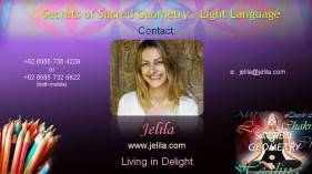 Secrets of Sacred Shape Geometry and Light Language Grids - Jelila - www.jelila.com