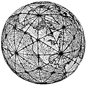 Miracle of Sacred Geometry - Masonic Grid - Jelila - www.jelila.com