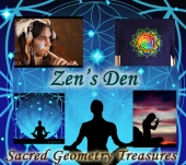 Zen's den - Get Zen's Sacred Geometry Discovery Story free when you subscribe