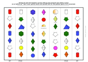 Sacred Shape Geometry Light Language Grid - Order your own from Jelila   www.jelila.com