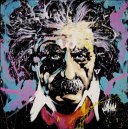 Jelila - Crystal and Chakra Healing Online and in Person - Einstein by david-garibaldi