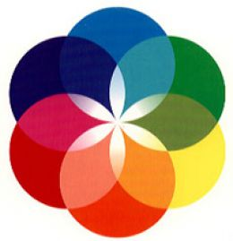 Jelila Light Language Chakra Balancing Online and in Person - Colour Wheel