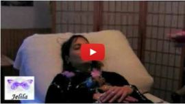 Want to watch a Crystal Healing in progress? Video - Jelila - www.jelila.com