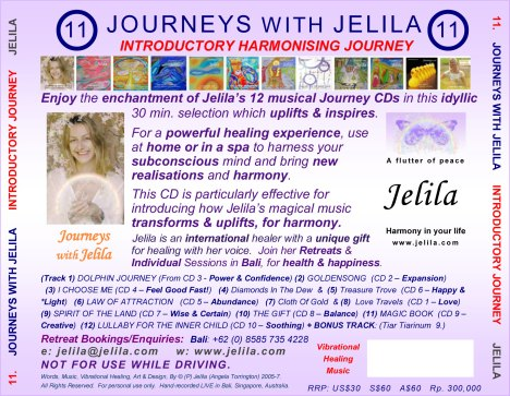 About Jelila Copyright Jelila 2005-10  All Rights Reserved.  Contact Jelila  Email:  jelila@jelila.com    Tel:  +62 (0) 8585 735 4228     Website:  www,jelila.com