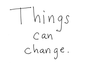 Things can indeed change!  And with the right guidance, that blossoming can happen in a beautiful way - Click to find out more - www.jelila.com