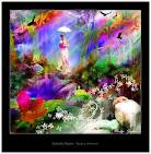 Butterfly Dream by Nadya Johnson - Collection Jelila - Crystal Healing Spiritual Healing Online and in Person - www.jelila.com