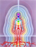 Chakra Balancing your Sacred Shape and Aura Colours - with Jelila - www.jelila.com