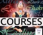 Courses - Learn Healing Auras Crystals Chakras Energy with Jelila - www.jelila.com