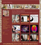 Jelila Spiritual Healer Online and in Person - Book and Pay Online www.jelila.com