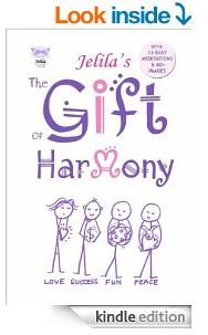 Get all 4 wheels of your car going in the same direction - The Gift of Harmony - www.jelila.com