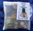The Yoga Chord Crystal Healing Necklace by Jelila comes with its own organza bag and information leaflet about the crystals. www.jelila.com