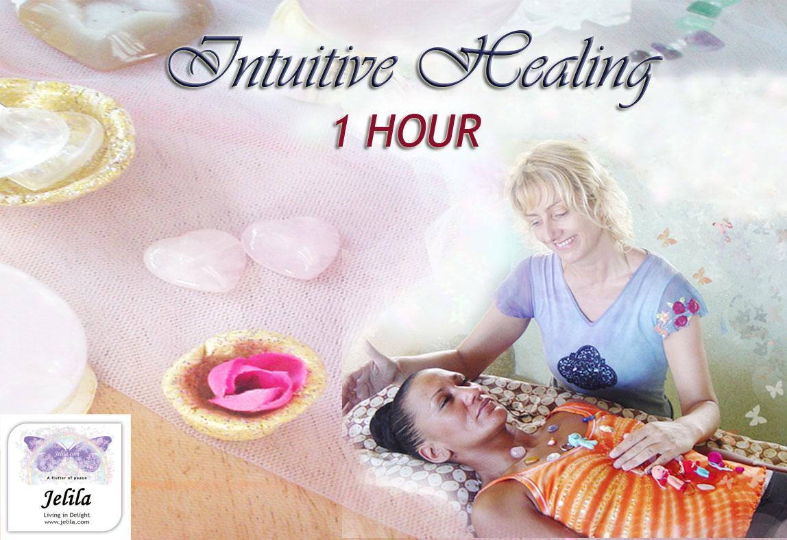 intuitive Healing with Jelila - www.jelila.com