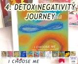 I Choose Me - Detox Negative Feelings - by Jelila - www.jelila.com