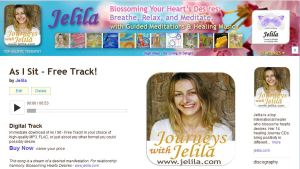Join now and get 15% - 10% Discount - all items! and a Free Shamanic Healing Music MP3 - Blossoming Hearts Desires - Jelila - www.jelila.com
