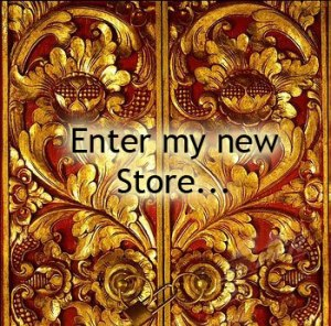 Enter my new store...