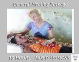 General Healing Package - 10 Hours of Mixed Sessions - www.jelila.com