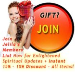 Want to join?  Simply leave  your email - kept private - to join and get Gifts and 15% - 10% Discount - all items! - Blossoming Hearts Desires - Jelila - www.jelila.com