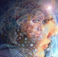 What Colours are in Your Aura?  And is it Blocked?  Click to Find Out! Aura Reading with Sacred Geometry Shapes and Colour Light Language - Jelila - www.jelila.com