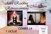 Combo Session - Aura Reading Reprogramming Meditation - Feel Good! - www.jelila.com