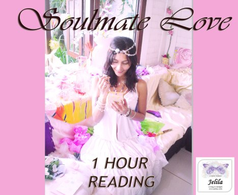 Soulmat love Reading with Jelila - www.jelila.com