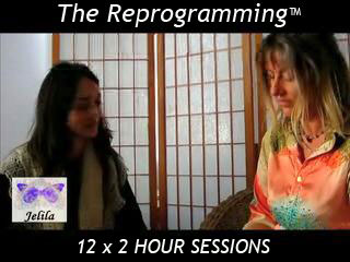 12 x 2 Hour Signature Sessions of The Reprogramming - Time to Renew - www.jelila.com