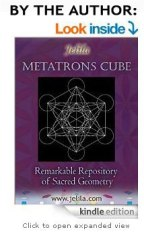 Metatron's Cube - what does it mean?  Find out in Jelila's ebook 'Metatron's Cube - Remarkable Repository of Sacred Geometry' on Amazon Kindle  - www.jelila.com