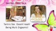 Tantra - Ooooh!  Ahhhh!  Discover the sounds of 2 different kinds of Orgasm, what is Tantra? Yogi Blogi, The Man on the Bus and more, here!  www.jelila.com