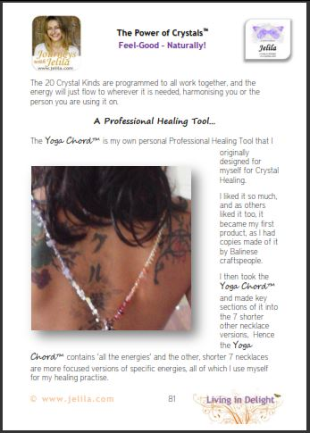 What Crystals are used for Chakra Balancing and Healing?