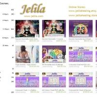 Light Language & Sacred Geometry Courses With Jelila
