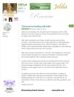 HARMONIOUS HEALING WITH JELILA - Review of Jelila on Tripadvisor Spiritual Healer Ubud Bali